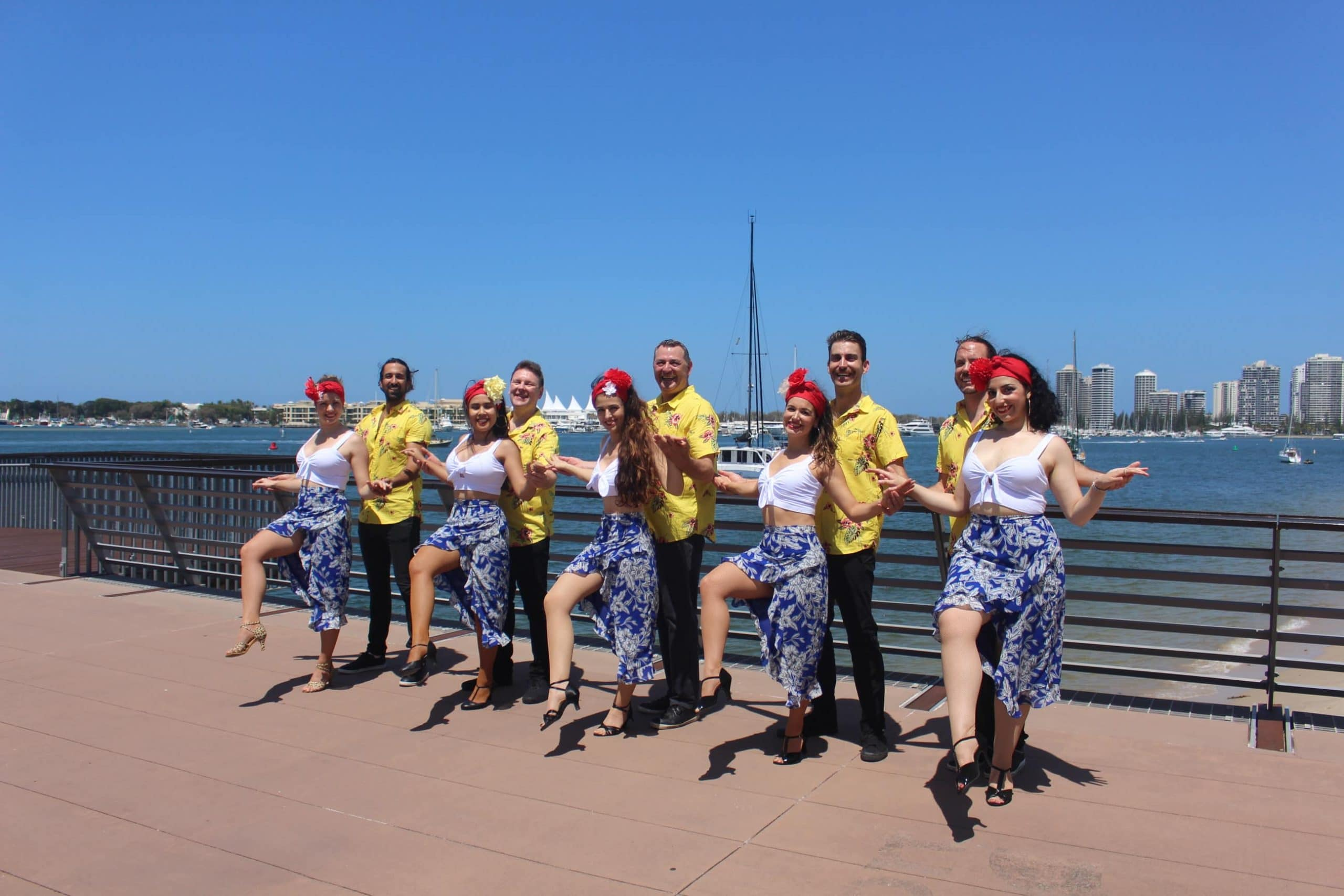 Things to do in Gold Coast learn latin dancing