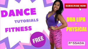 dance fitness tutorials